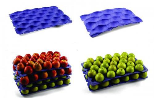 Подложка, упаковка  фруктов, овощей, ягод, грибов и зелени