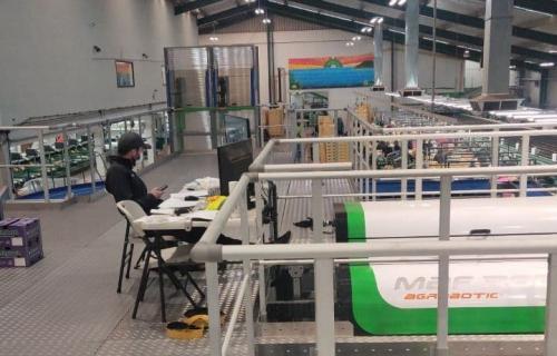 Фахівці ГК «Новітні технології» приступили до монтажу ще однієї лінії в Новій Зеландії