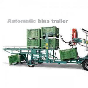 Автоматический трейлер для ящиков