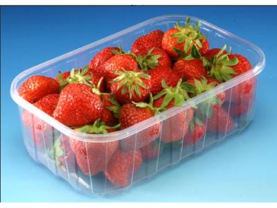 Кошики для ягід, дрібних овочів і фруктів
