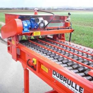 Машина для разрезания семенного картофеля