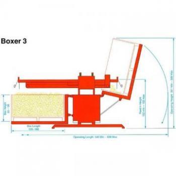 Наповнювач контейнерів Boxer 3