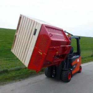 Оборачіватель контейнерів KD360