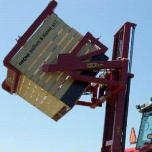 Опрокидыватель контейнеров 180°