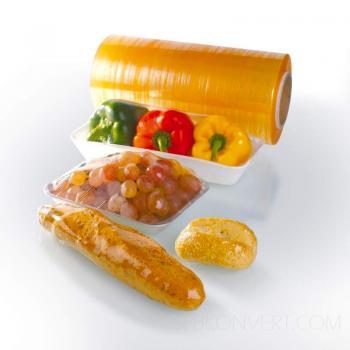 Пакувальна харчова плівка ПВХ