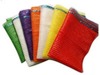 Сетчатые мешки с завязками - для ручной фасовки овощей