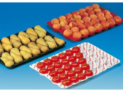 Вкладыши (trays) в ящик, для фруктов и овощей