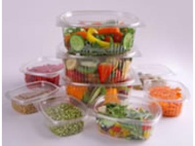 Пищевая блистерная упаковка (салаты, торты)