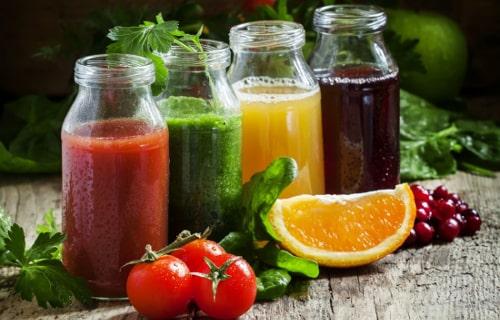 Производство натуральных соков в Украине не превышает 5%?